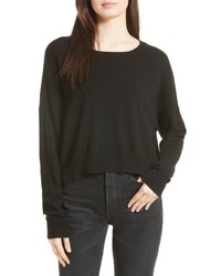 Crop cashmere sweater medium 4468597