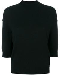 Cropped sleeve sweater medium 4471425