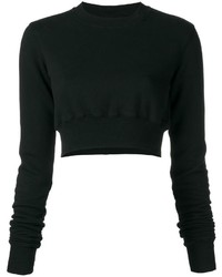 Drkshdw cropped jumper medium 3663274