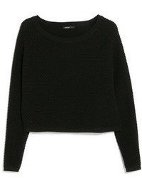 Women's Cropped Sweaters from Mango | Women's Fashion