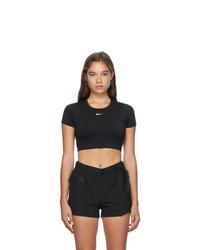 Nike Black Pro Roadapt T Shirt
