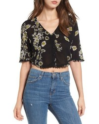 Obey Hattie Crop Top
