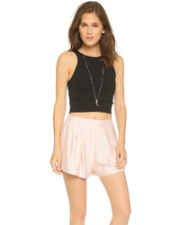 Theory Tenreg Fixture Crop Top