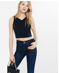 Express Tie Back Cropped Tank