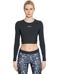 adidas by Stella McCartney Training Climachill Cropped Top