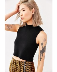 Urban Outfitters Cooperative Veronica Turtleneck Cropped Top