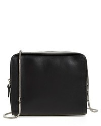 3.1 Phillip Lim 31 Philip Lim Mini Soleil Chain Shoulder Bag Black