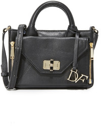 Diane von Furstenberg 440 Micro Secret Agent Cross Body Bag