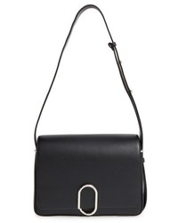 3.1 Phillip Lim Alix Flap Shoulder Bag Black