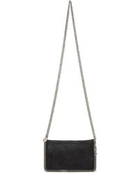 Stella McCartney Black Falabella Cross Body Bag