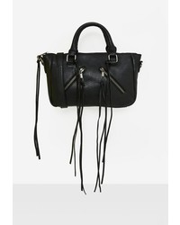 Missguided Black Mini Cross Body Bag