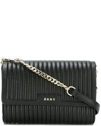 DKNY Ribbed Crossbody Bag