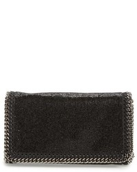 Stella McCartney Falabella Jewel Crossbody Bag Black