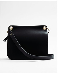 Express Front Flap Cross Body Bag