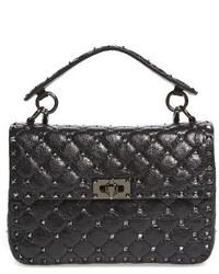 Valentino Garavani Medium Rockstud Spike Crossbody Bag