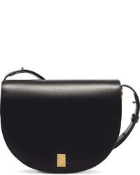 Victoria Beckham Half Moon Box Shoulder Bag Black