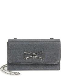 Ted Baker London Traynor Crossbody Bag Metallic