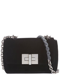 Tom Ford Natalia Velvet Crossbody Bag