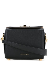 Alexander McQueen Small Chain Box Crossbody Bag