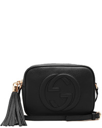 Gucci Soho Grained Leather Cross Body Bag