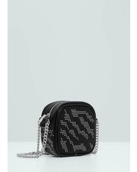 Mango Outlet Stud Cross Body Bag