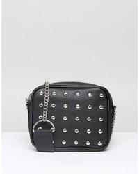 Monki Stud Detail Cross Body Bag