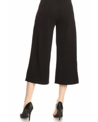 143 Story French Terry Culotte Pants