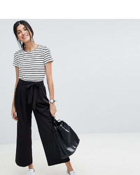Asos Tall Asos Design Tall Mix Match Culotte With Tie Waist