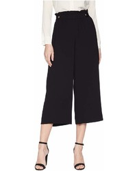 Vince Cinched Waist Culottes Casual Pants