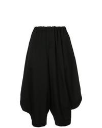 Comme des Garcons Comme Des Garons Slouched Cropped Trousers