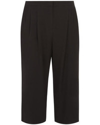 Dorothy Perkins Black Shadow Check Culotte Trousers