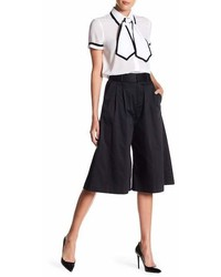 Alice + Olivia Dustin Flared Culotte Pants
