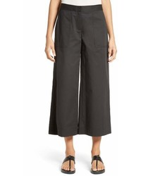 Lafayette 148 New York Kenmare High Rise Culotte Trousers