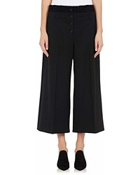 Womens Lace-Accented Stretch-Wool Culottes Proenza Schouler Cheap Sast Clearance Outlet Locations Cheap Sale 2018 New New Styles Popular Cheap Online jhbhohZb6
