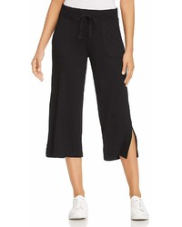 Andrew Marc Marc New York Performance Drawstring Slit Hem Culottes