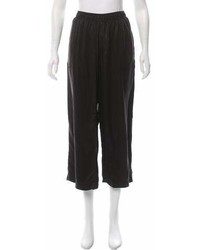 Clu Silk Wide Leg Culottes W Tags