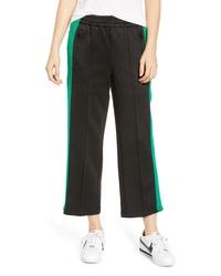 Pam & Gela Stripe Crop Pants