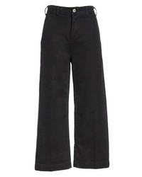 Free People We The Free By Patti Crop Cotton Pants