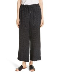 Eileen Fisher Wide Leg Crop Pants