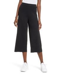 BP. Wide Leg Crop Sweater Pants