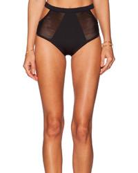 F e l l a finn bikini bottom in black medium 271406