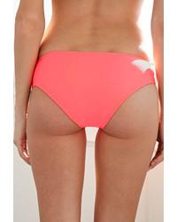 Forever 21 Front Cutout Bikini Bottoms