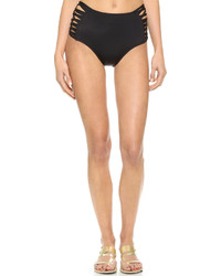 L-Space Lspace Black Magic Tigress Bikini Bottoms