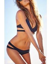 Lisa Lozano Cut Out Bikini