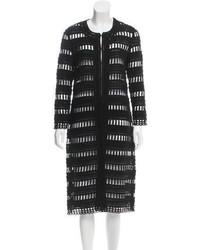 Crochet cutout coat medium 3666872