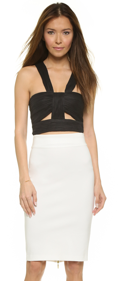 Bec & Bridge Medusa Crop Top