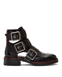 Rag and Bone Black Cannon Ii Boots