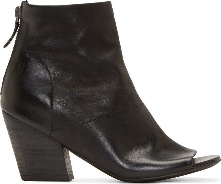 MARSèLL Open toe ankle boots Discount Cheapest Price IJvv6sHvH