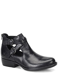 Børn Born Kamilla Leather Ankle Boots