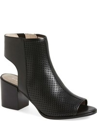 Kenneth Cole New York Charlo Cutout Peep Toe Bootie